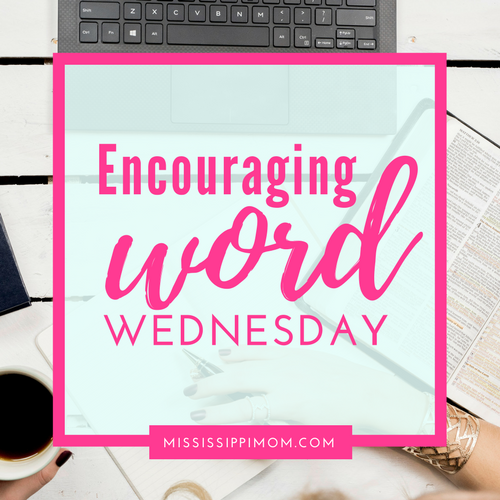 Encouraging Word Wednesday Linky Party | Faith Bloggers Linkup | Wednesday Link Party